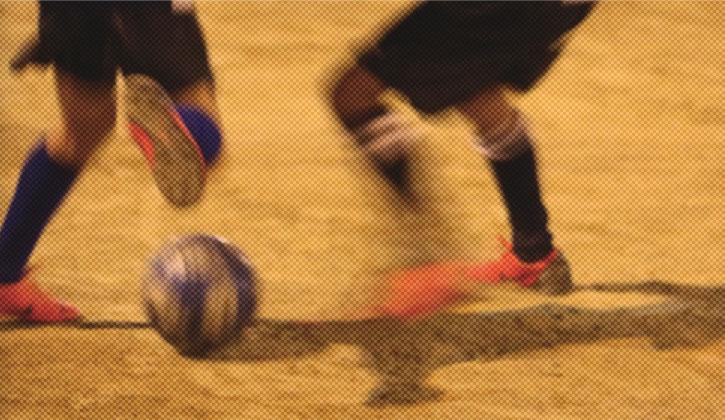 サッカー体験コース
